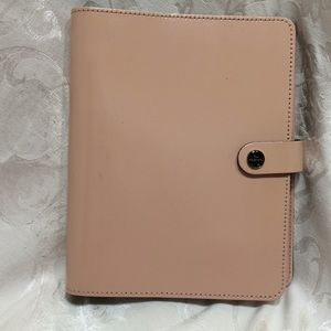 Filofax Leather A5 Organizer made in the UK